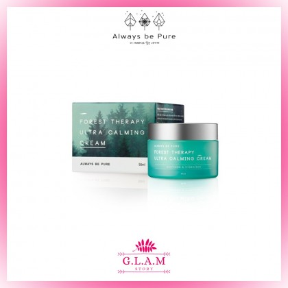 Always Be Pure Forest Therapy Ultra Calming Cream 50ml [GLAM]