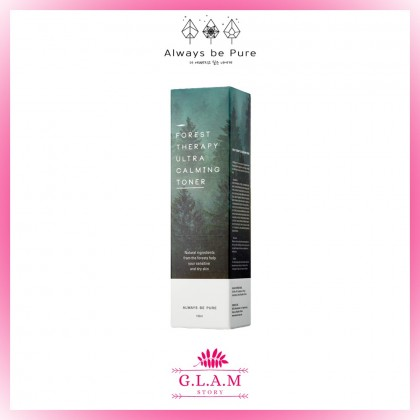 ALWAYS BE PURE Forest Therapy Ultra Calming Toner 150ml [GLAM]